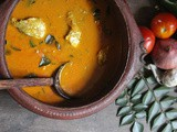 Malabar Style Fish Curry with Coconut Gravy