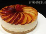 Nectarine Cheese Cake