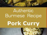 Burma: Pork Curry