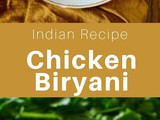 India: Chicken Biryani