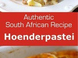 South Africa: Hoenderpastei