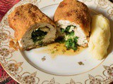 Ukraine: Chicken Kiev