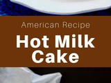 United States: Hot Milk Cake