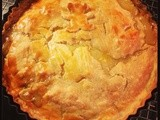 Chicken and Leek Pie, and a Productive Day