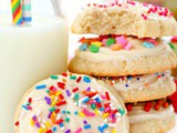 All butter sugar cookies with cream cheese frosting recipe