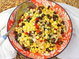 Black Bean and Corn Salad #FarmersMarketWeek