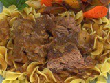 Drunken Garlic Crock Pot Roast