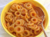Spaghetti Rings in Tomato Sauce for #BacktoSchool