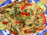 Thai Curry Noodles