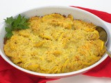 Yellow Squash Casserole – Boarding House Style