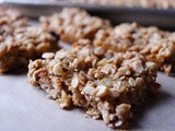 Chewy Toasty Granola Bars