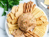 Easy Classic Cheese Ball Recipe
