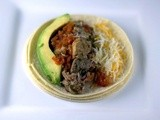 Green Chile Pork Taco