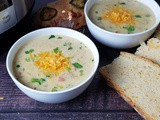 10 Minutes Instant Pot Corn Chowder / Panera Summer Corn Chowder Recipe