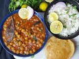 Best Instant Pot Punjabi Chole Recipe | Instant Pot Chickpeas Curry - Vegan, Gluten-Free, Nuts Free, Vegetarian Indian Curry Recipe