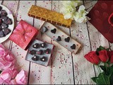 Eat the Healthy Trend this Valentine's Day | Homemade Chocolate Bars | Valentine Treats
