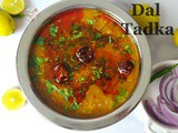 Instant Pot Dal Tadka | Double Tadkewali Dal with Rice in the Instant Pot | How to Make Dhabewala Dal Tadka