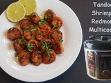 Review of the Redmond Multicooker rmc-M23A and Making Of Tandoori Shrimp