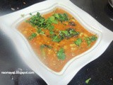 Raw Tomato Spicy Curry