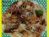 Mutton Masala Biryani_Pakistani style_step by step recipe