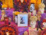 Frida Kahlo House and Museum in Mexico City