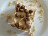 Peanut Butter Yogurt Pie Bars