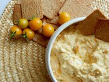 Roasted Cherry Tomato Cream Cheese Appetizer