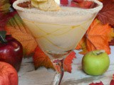 Apple Pie Martini #AppleWeek