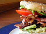 Bacon, Avocado, & Tomato Sandwich
