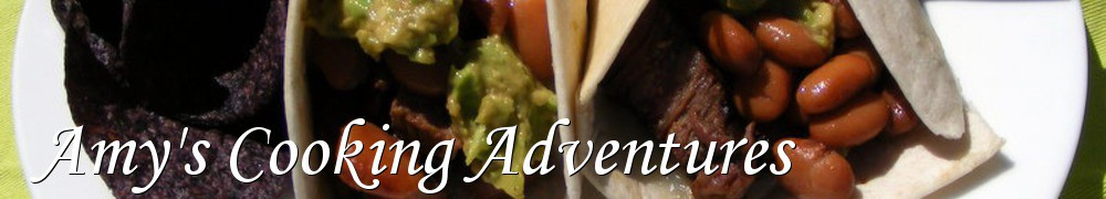 Very Good Recipes - Amy's Cooking Adventures