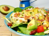 Bbq Chicken Salad: src