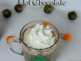 Butterscotch Hot Chocolate {12 Weeks of Christmas Treats}