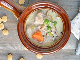 Chicken & Rice Soup #SoupSwappers