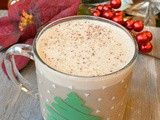 Chocolate Eggnog Latte