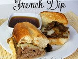 Crockpot French Dip