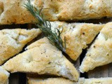 Garlic & Rosemary Froccacia #SecretRecipeClub