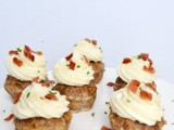 Meatloaf Cupcakes with Potato Frosting #FoodnFlix