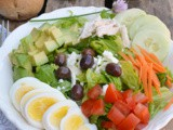 Summer Luncheon Salad #CookoutWeek