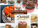 Top 10 Best Chocolate Recipes #Choctoberfest #giveaway
