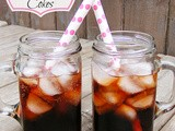 Whipped Strawberry Cokes