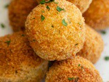 Easy Double Cheese Mozzarella Balls