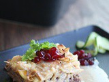 Swedish Vegan Meatloaf with Cabbage (Kalpudding)lchf, Keto