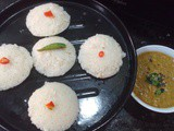 Poha idli recipe ,Soft fluffy Aval Idli