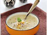 Chicken Corn Soup 鸡肉玉米汤