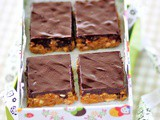 Chocolate Cornflake Slice 巧克力玉米片