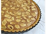 Frangipane and Lemon Lemon Tart