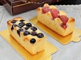 Fruity Butter Cake