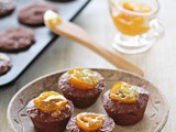Kumquat Chocolate Friands 金吉巧克力费南雪