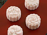 Snowskin Mooncake {Mooncake Mould Giveaway} 月饼模具抽奖活动