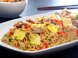 Arroz Chaufa: Peruvian-Cantonese Stir Fried Rice